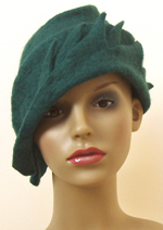 Stylish Green hat